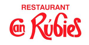 Restaurant Can Rubíes Logo